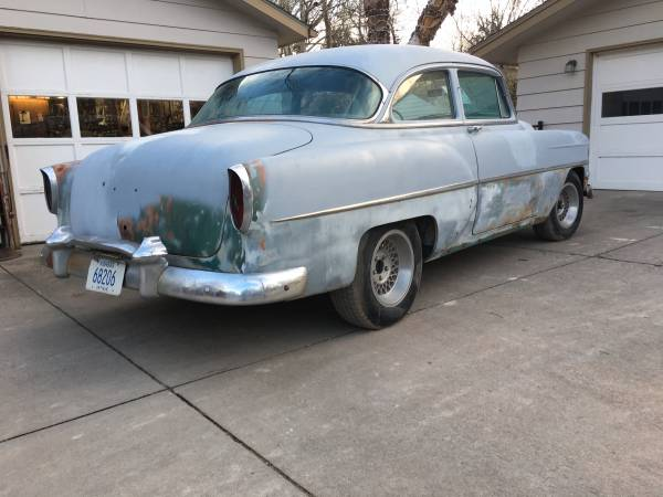 Photo 1954 Chevy 2dr - $4000