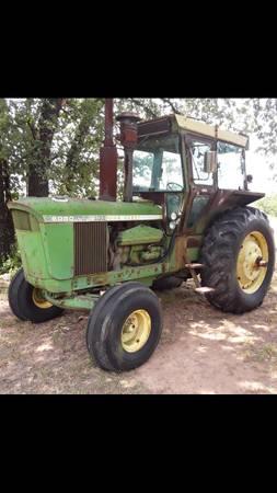 Photo 1973 John Deere 6030 tractor - $11000 (Pauls Valley)