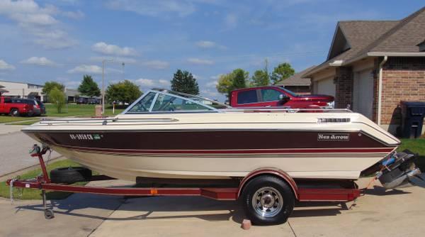 Photo 1990 Sea Arrow V-200 With 302 Ford V-8 Engine - $5,000 (Oklahoma City)