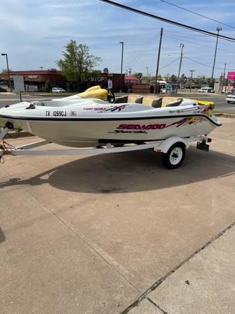 Photo 1999 Sea-Doo speedster - $4,500 (Runs excellent lake ready)