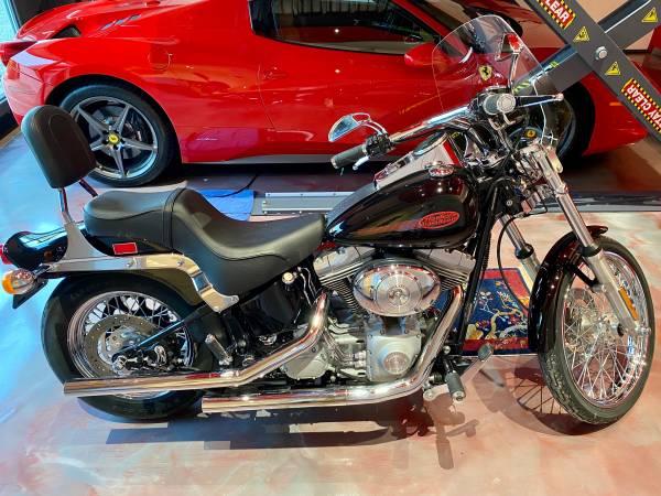 Photo 2001 Harley-Davidson - $7,600 (Oklahoma City)