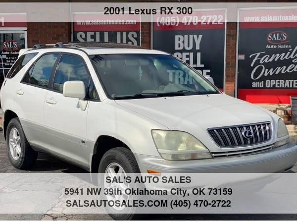 Photo 2001 Lexus RX 300 4dr SUV  Best Deals on Cash Cars  - $5,500 (OKC)