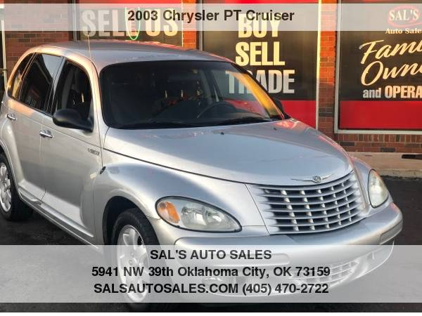 Photo 2003 Chrysler PT Cruiser 4dr Wgn Touring  Best Deals on Cash Cars  - $3995 (OKC)