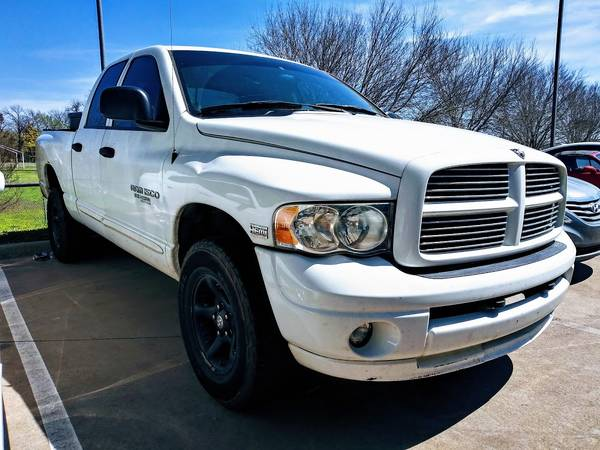 Photo 2005 Dodge Ram 1500 SLT - 4X4 BIG HORN EDITION - $4500 (GREAT FINANCING AVAILABLE)