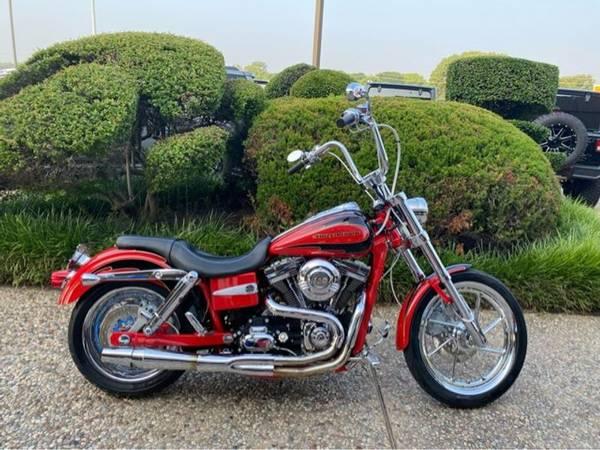 Photo 2007 Harley-Davidson CVO Screamin Eagle Dyna Super Glide - $10,982 (Harley-Davidson CVO Screamin Eagle Dyna Super...)