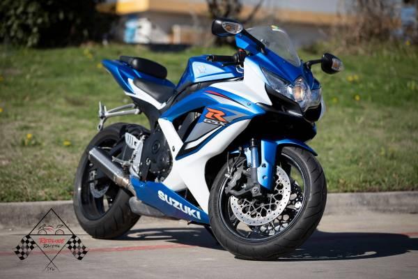 Photo 2009 SUZUKI GSXR 750 - $5999 (Lewisville)