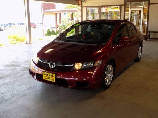 Photo 2010 HONDA CIVIC - $6995 (Best Price Auto-- Apply Now)