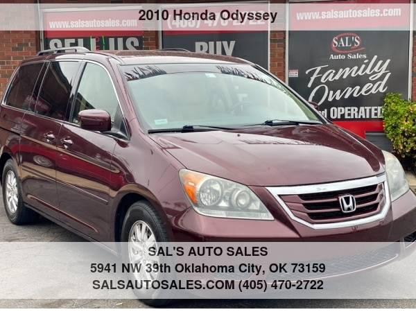 Photo 2010 Honda Odyssey 5dr EX wRES  Best Deals on Cash Cars  - $8,500 (OKC)