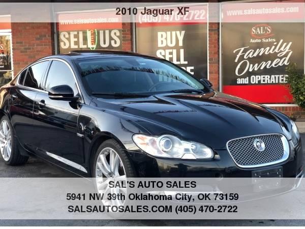 Photo 2010 Jaguar XF 4dr Sdn Premium Luxury  Best Deals on Cash Cars  - $13998 (OKC)
