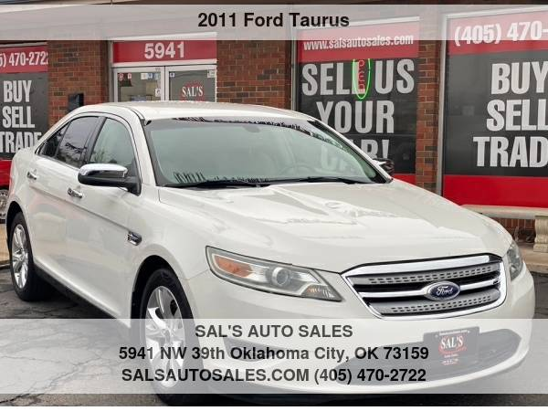 Photo 2011 Ford Taurus 4dr Sdn SEL FWD  Best Deals on Cash Cars  - $7,500 (OKC)