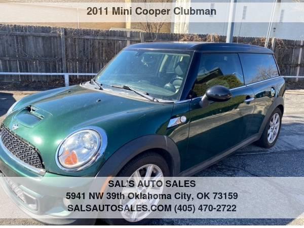 Photo 2011 MINI Cooper Clubman 2dr Cpe S  Best Deals on Cash Cars  - $5,995 (OKC)