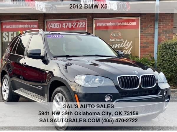 Photo 2012 BMW X5 AWD 4dr 35i  Best Deals on Cash Cars  - $14,995 (OKC)