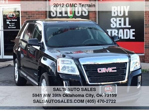 Photo 2012 GMC Terrain FWD 4dr SLE-1  Best Deals on Cash Cars  - $7,500 (OKC)