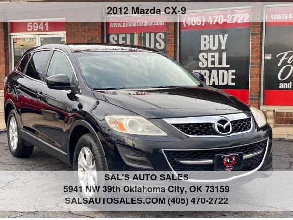 Photo 2012 Mazda CX-9 AWD 4dr Sport  Best Deals on Cash Cars  - $6,500 (OKC)