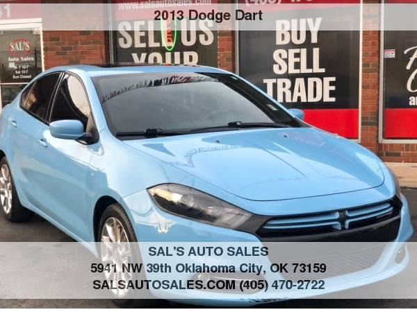 Photo 2013 Dodge Dart 4dr Sdn SXT  Best Deals on Cash Cars  - $6995 (OKC)