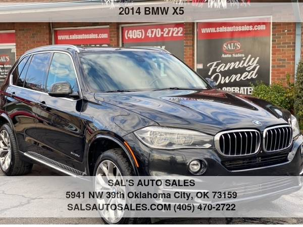 Photo 2014 BMW X5 AWD 4dr xDrive35d  Best Deals on Cash Cars  - $23,995 (OKC)