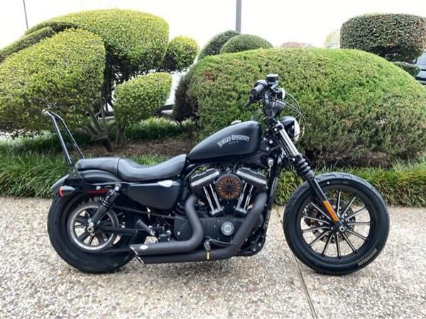 Photo 2014 Harley-Davidson Iron 883 XL883N - $6,988 (Harley-Davidson Iron 883)