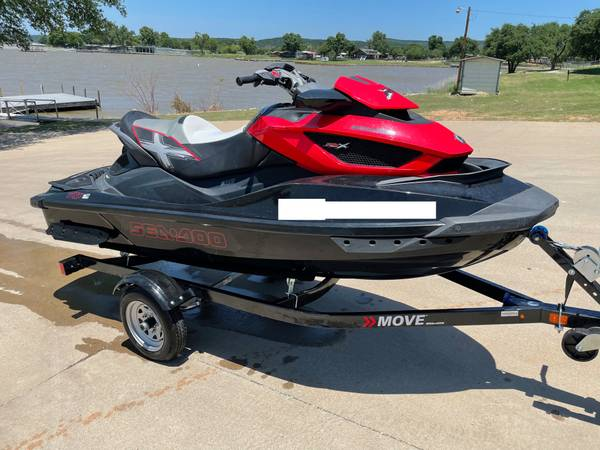 Photo 2014 Sea Doo RXT-X Jet Ski Waverunner Seadoo Sea-do - $12,500 (Weatherford Texas)