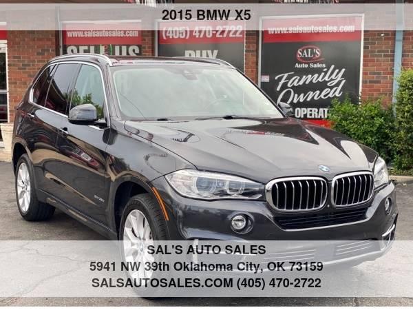 Photo 2015 BMW X5 AWD 4dr xDrive35d  Best Deals on Cash Cars  - $21,995 (OKC)