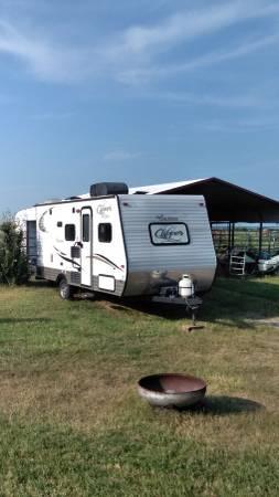 Photo 2015 coachmen clipper cer - $9,500 (Duncan)