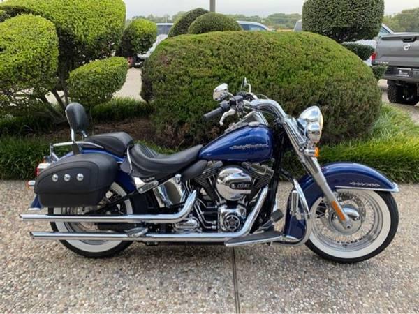 Photo 2016 Harley-Davidson FLSTN Softail Deluxe - $14,477 (Harley-Davidson FLSTN Softail Deluxe)
