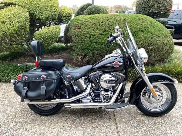 Photo 2016 Harley-Davidson Heritage Softail Classic FLSTC 103 - $14,451 (Harley-Davidson Heritage Softail Classic)