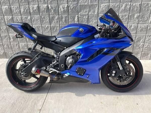 Photo 2018 Yamaha YZF-R6 - $13,471 (Yamaha YZF-R6)