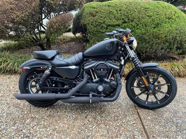 Photo 2019 Harley-Davidson Iron 883 Sportster XL883N - $7,688 (Harley-Davidson Iron 883 Sportster)