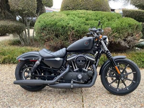 Photo 2019 Harley-Davidson Iron 883 XL883N - $9,288 (Harley-Davidson Iron 883)