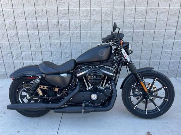 Photo 2019 Harley-Davidson Iron 883 XL883N - $9,371 (Harley-Davidson Iron 883)