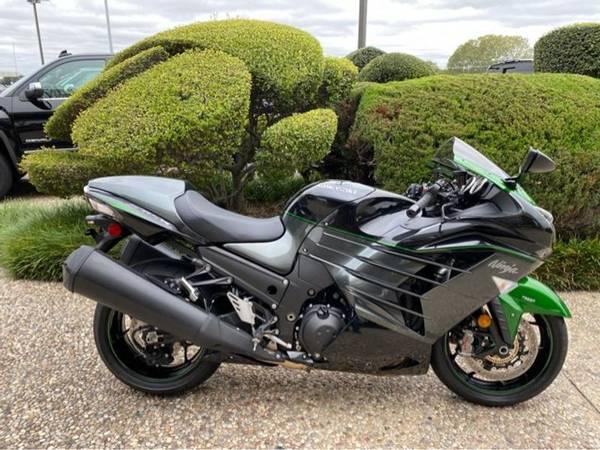 Photo 2019 Kawasaki Ninja ZX-14R ABS SE - $12,773 (Kawasaki Ninja ZX-14R ABS)