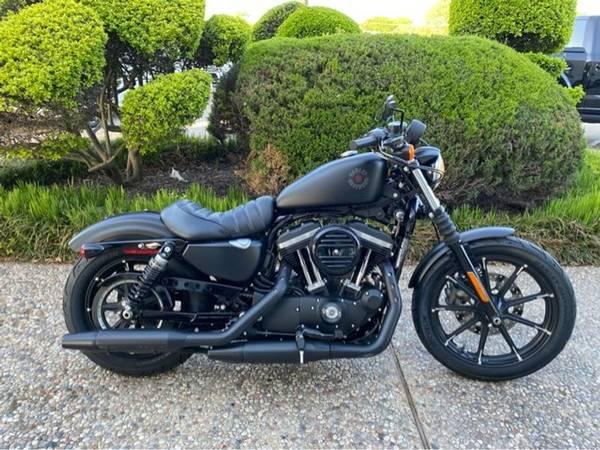 Photo 2020 Harley-Davidson XL883N Sportster Iron Sportster - $8,600 (Harley-Davidson XL883N Sportster Iron Sportster)