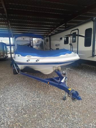 Photo 21ft. Nauticstar deckboat - $17,500 (Oklahoma city)