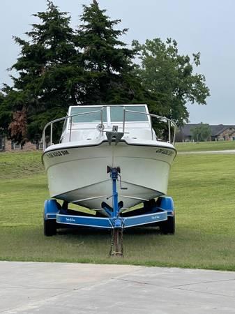 Photo 25 Ft WA Fishing Boat for Sale w Cuddy Cabin - $19,250 (Tuttle)