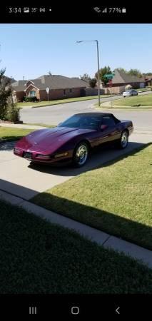 Photo 95 Chevy Corvette - $16,000 (OKC)