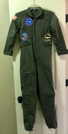 Photo Boy39s Flight Suit (Top Gun) - $50 (Edmond)