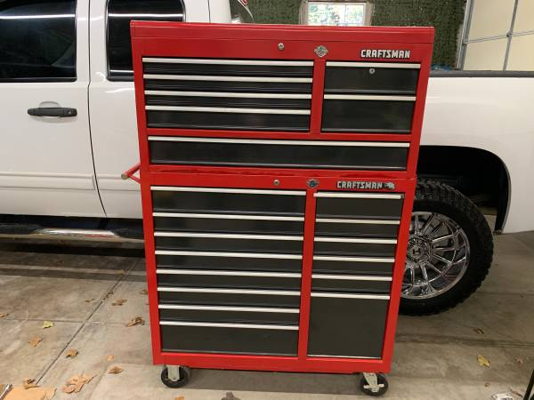 Photo CRAFTSMAN TOOL BOX - $450 (Choctaw)