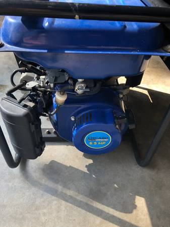 Photo Chicago 3500 watt generator - $175 (Choctaw)