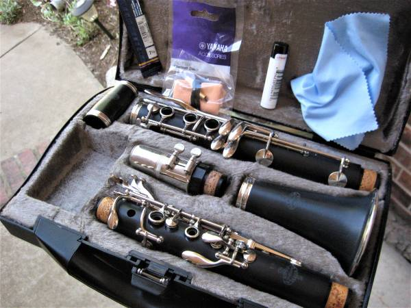 Photo CleanFully Adjusted Buffet B12 Clarinet wNew Accessories - $250 (NW OKC)