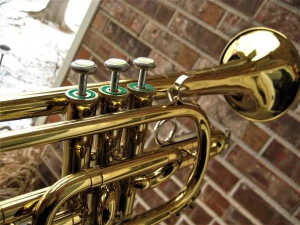 Photo CleanLubricated Selmer Bundy Cornet Designed by Bach wAccessries USA - $175 (NW OKC)
