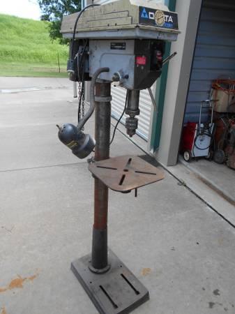 Photo Delta DP400 Shopmaster 16-12 Floor Model Drill Press 110 Volt - $160 (Yukon)