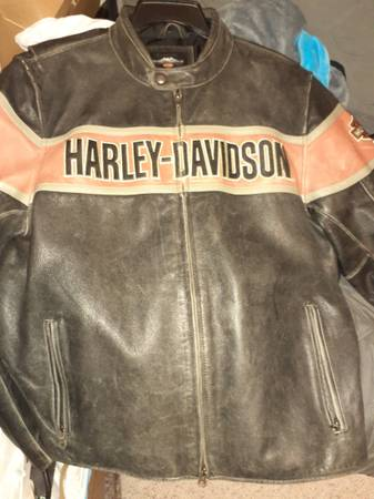 Photo Harley Davidson Mens Riding Jacket