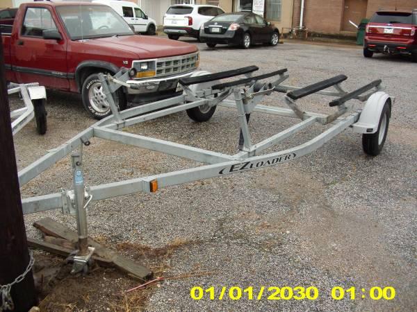 Photo Jet Ski Trailer Double PWC - $1,950 - $1,950 (Lake Texoma Texas)