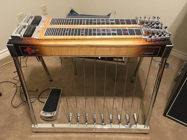 Photo MSA Pedal Steel Guitar - $6,000 (Lake Kiowa)