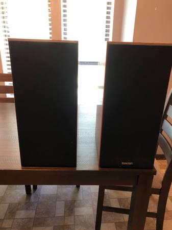 Photo Paradigm 2-Way Studio Monitor Speakers - $140 (Choctaw)