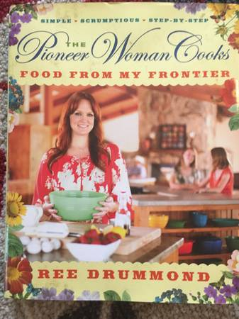Photo Pioneer Woman Cooks Food From My Frontier - $10 (Mcloud)