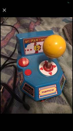 Photo Plug and play games Ms Pac-Man and Tetris family - $30 (Nw okc)