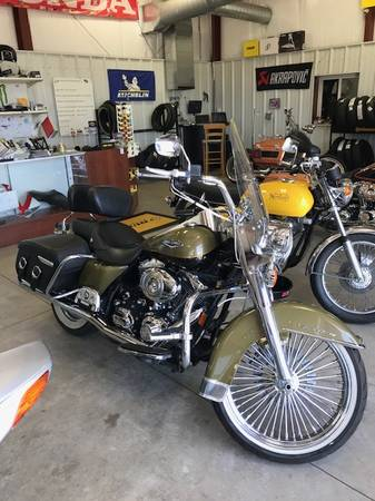 Photo Preowned Motorcycles FOR SALE - $4,750 (moore)