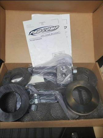 Photo Pro Comp Nitro 2.5quot Leveling Lift Kit WITH Rear, Ford F150 - $175