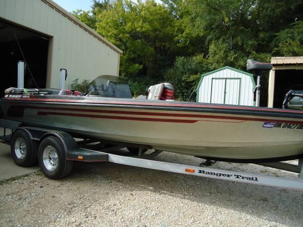 Photo Ranger Boat - $13,500 (Warner)